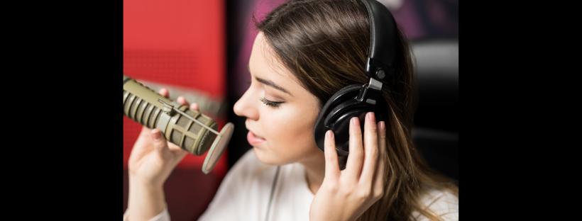 Complete vocal technique with Delia Ivan vocal coach